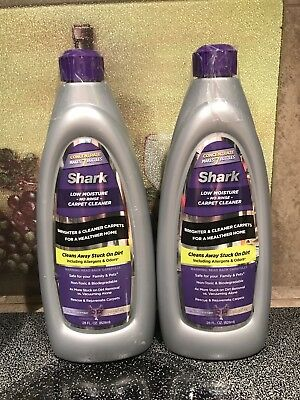 Shark Sonic Duo 2 Step Carpet Cleaning Concentrate 28 Oz