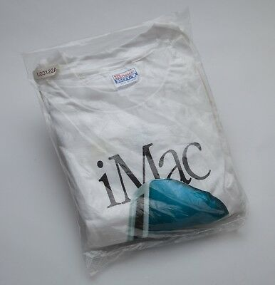 Vintage Apple iMac T-shirt in orig pkg size XL