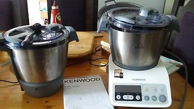 kenwood thermal cooker /processor sells retail for $399