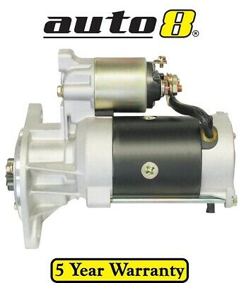 Brand New Starter Motor fits Thermo King Refrigeration Units 2.2L Diesel