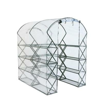 6.5'x4.5' Planthouse Clear Cover Easily Fits Fully Transparent X Up Technology
