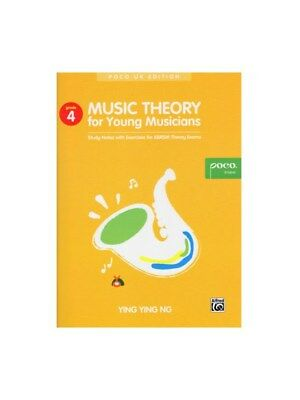 Ying Ying Ng: Music Theory For Young Musicians - Grade 4 (Second.... Sheet Music