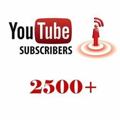 Youtube service Get real (250 subscribers) & likes /comments as a gift