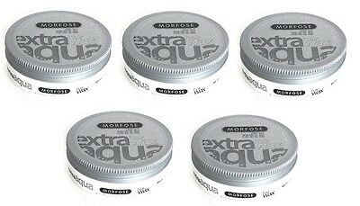 PROMOTION !!!  Morfose wax - cire 175 ml  LOT DE 5 CIRE