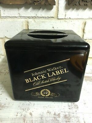 Johnnie Walker Black Label Vintage Ice Bucket