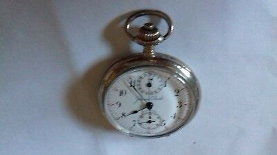 JEROM PARK WW1  military pocket watch marine chronometer