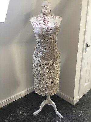 Designer LOVE - Mother Of the Bride Gown size 10 Stand out on this important day