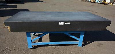 "48""x96"" Granite Table on Stand (Inv.38240)"