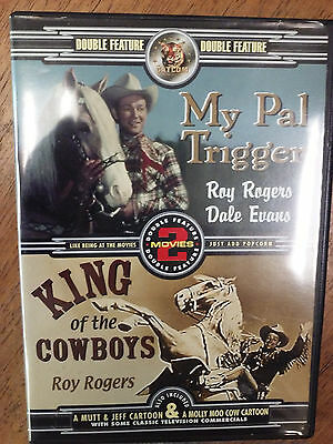 My Pal Trigger/King of the Cowboys (DVD, 2006)