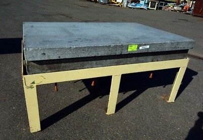 "8""x72"" Granite Table on Stand (Inv.38241)"