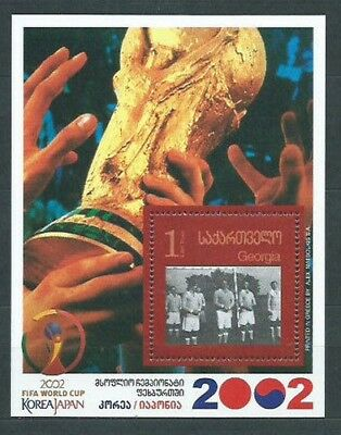 Georgia - Hojas Yvert 29 Mnh Sports football