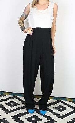 Jumpsuit Plain UK 16 XL  All in one 90's (B3I)