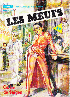 "bd NOVEL PRESS ""LES MEUFS"" n°15 (Celles de saigon)"