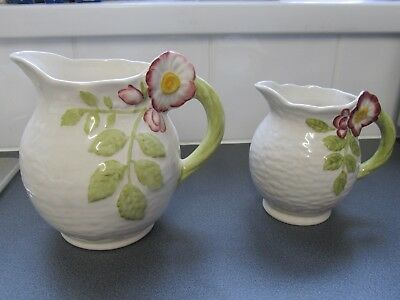 Shorter & Son  2 Lovely Little Jugs Both Great Condition