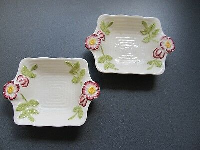 Shorter & Son  2 Lovely Soap Dishes Both Great Condition