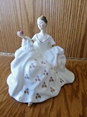 1965 Royal Doulton Figurine Limited Edition 'My Love' HN 2339 Book Value $250