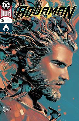 AQUAMAN #33 - Joshua Middleton Variant - NM - DC Comics - Presale 02/21