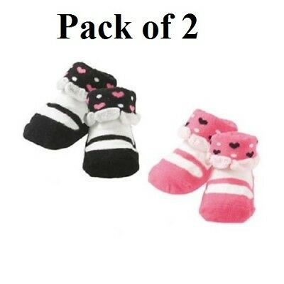 Premium Warm Soft Cotton Anti-slip Baby Toddlers Girls Birthday Socks 0-3 Years