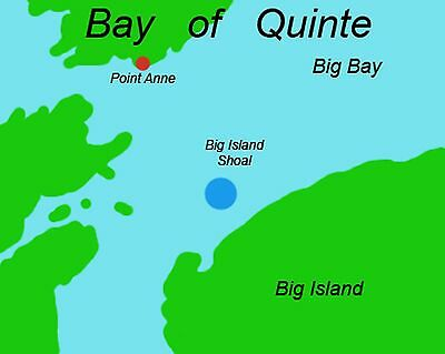 ( Pioneer Life on the Bay of Quinte )