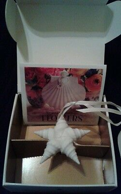 Margaret Furlong CATCH A FALLING STAR White Porcelain Collectible Ornament *New*