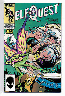 ElfQuest,Vol. 2, #16 and #17, Epic(Marvel), 1986, VF-NM, by Wendy+Richard Pini