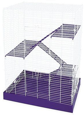 Hamster Cage Gerbil Guinea Pig Rat Mice Chinchilla Mouse Rodent Small Animal Pet