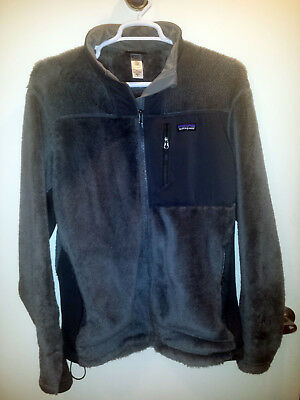 Patagonia Men's R3 Fleece Jacket, Gray, Size XL, very nice condition