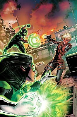 Dc Comics Green Lanterns #41 1St Print