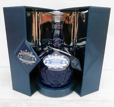 Chivas Royal Salute 21YO Diamond Jubilee Scotch Whisky 700ml(Boxed)-Rare Version