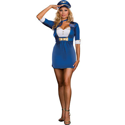 Dreamgirl Costume,MILE HI-FIRST CLASS FLIRT-FREE PRIORITYSHIPPING-6523