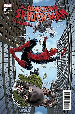 Marvel The Amazing Spider-Man Annual #1 2018 First Print