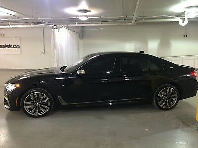 2018 BMW 7-Series M760i xDrive BMW M760i xDrive V12