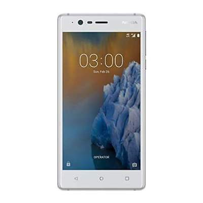 Nokia 3 UK-SIM Free Smartphone - White | Brand New | Free Delivery