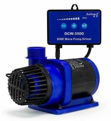 Jecod Jebao DCW Return Pumps 2018 Ver Sine Wave Technology UK Supply & Warranty