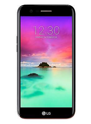 LG K10 2017 SIM-Free Smartphone (Black) | Brand New | Free Delivery