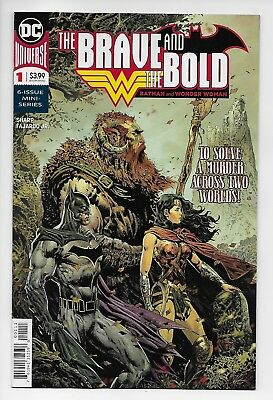 Brave and the Bold Batman and Wonder Woman #1 (DC, 2018) - New/Unread (NM)