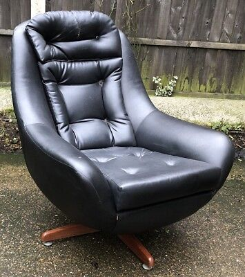 Good Greaves And Thomas Retro Swivel Egg Chair Restoration Project We  Deliver