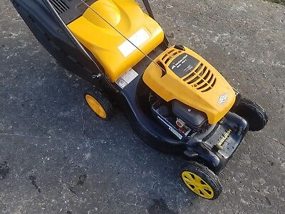 McCulloch Push Petrol Lawnmower.