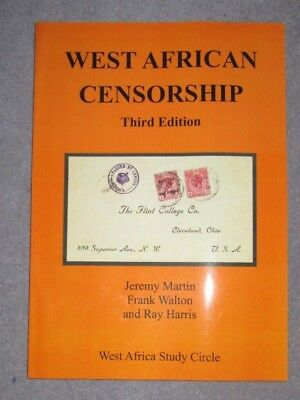 West Africa Censorship, 3rd Edition