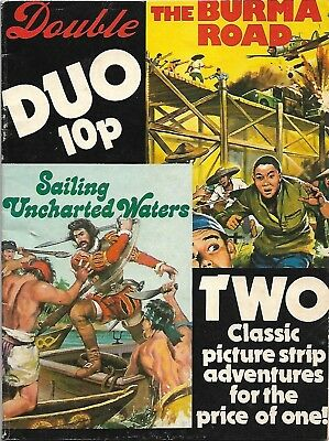 Classics Illustrated Double Duo