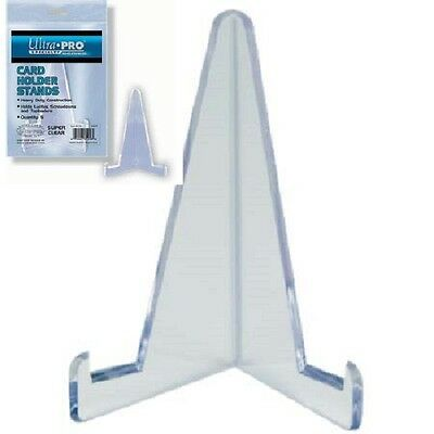 (10 Pack) Ultra Pro Ultimate Card Stands - Put Your Trading Cards On Display!