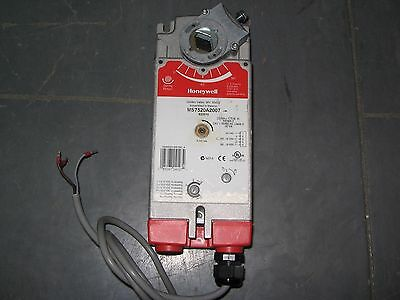 Honeywell Direct Mount Electric Actuator With Spring Return Model Ms7520A2007