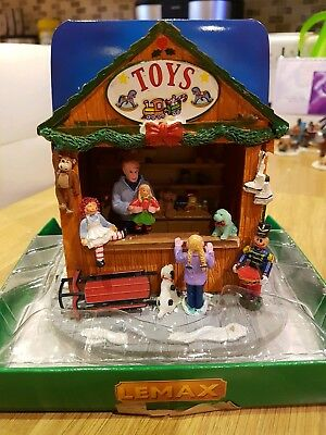 Toys stand Lemax