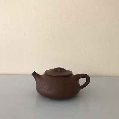 Yixiang purple clay teapot made by purple master