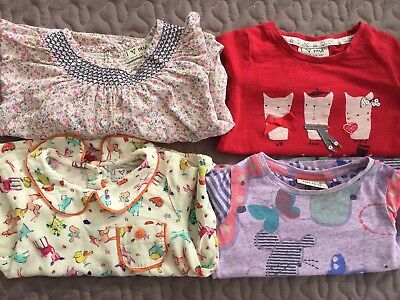 NEXT Long Sleeved Tops Bundle 9-12 Months Baby Girl