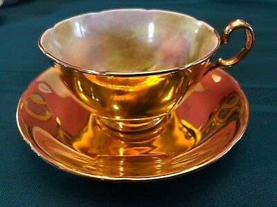 Vintage Royal Winton tea cup and saucer in excellent as is condition