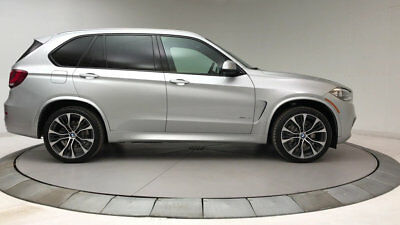 2018 BMW X5 xDrive50i Sports Activity Vehicle xDrive50i Sports Activity Vehicle New 4 dr Automatic Gasoline 4.4L 8 Cyl Glacier