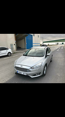 LHD Ford Focus 1.0l ECOBOOST 2015 with only 12,000km