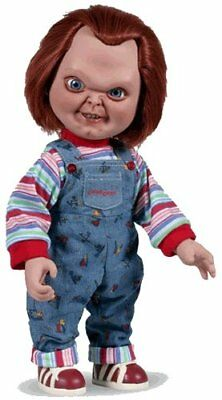 "Mezco - Child's Play 15"" Figure - Good Guy Chucky with Sounds"