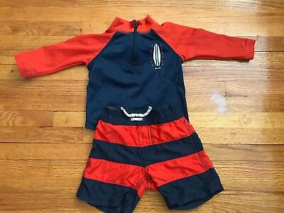 Baby Boy Swimsuit Baby Gap 3-6 Months
